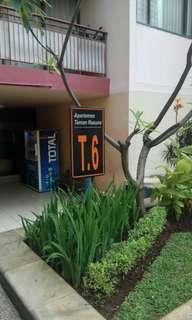 Apartment Taman Rasuna Tower 6