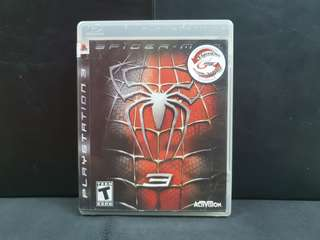 PS3 Spiderman 3 (Used Game)