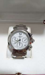 Cartier Pasha Chronograph Watch   卡地亞 手錶