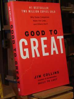 🚚 Good To Great by Jim Collins
