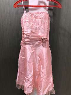 (2 for $30) BNWT Pink bride dress