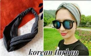 korean turban