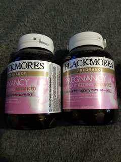 Blackmores Pregnancy & Breast Feeding Advanced