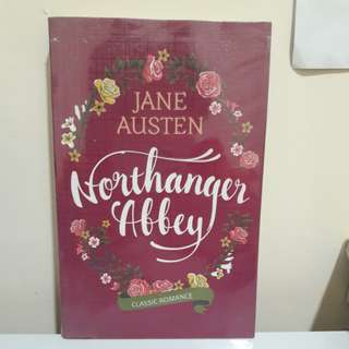🥀NORTHANGER ABBEY - JANE AUSTEN