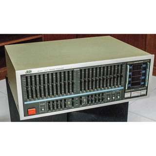 JVC SEA-R7 Graphic Equalizer (Vintage)