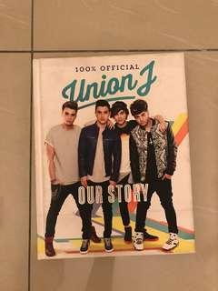Union J official book