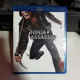 Ninja Assassin Blu Ray