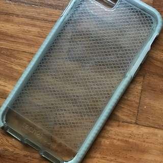 Tech 21 Light Blue Case Iphone 7