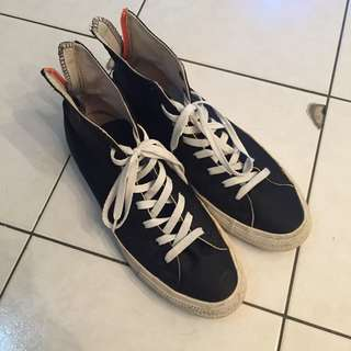 🚚 Converse 高筒鞋
