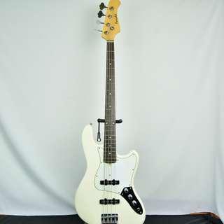 Farida FJB-6 白色 電貝斯*現金收購 樂器買賣 二手樂器吉他 鼓 貝斯 電子琴 音箱 吉他收購