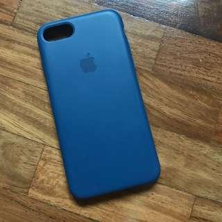 Iphone 7 Blue Case