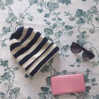 Stripes Bonnet