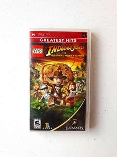 PSP UMD Lego Indiana Jones - The Original Adventure