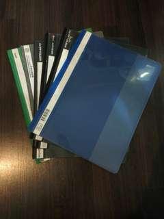 Set of 6 Files