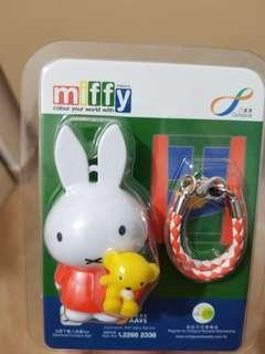 Miffy 3D八達通配飾 (全新)