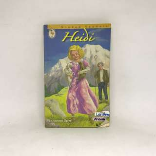 Heidi | Graded Readers Book
