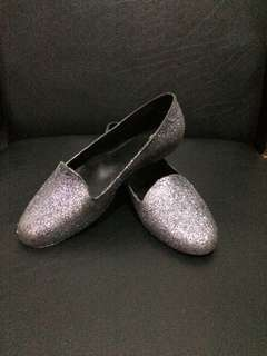 Melissa silver shoes