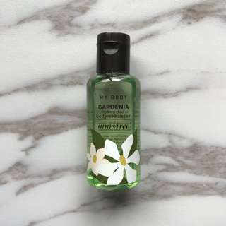 🚚 Innisfree My Body Gardenia Body Cleanser (30ml)