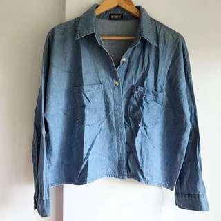 Bottomline denim jacket