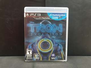 PS3 Disney Tron Evolution (Used Game)