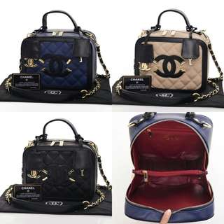 Chanel Vanity Case Caviar Small AC1145