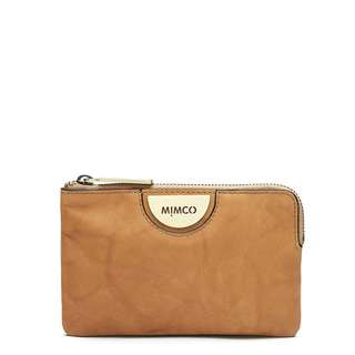 WTS Mimco Small Echo Honey Pouch