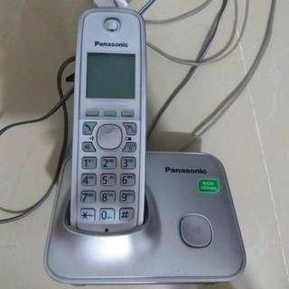 🎇[速銷價] 95%新 Panasonic樂聲牌室內無線電話
