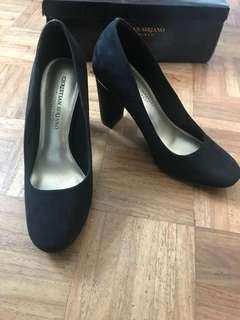 Christian Siriano Block Heels Shoes US 7 1/2