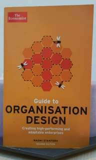 🚚 Guide to Organisation Design - creating high performing and adaptable enterprises
