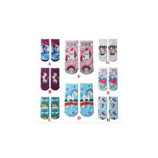 3D Print Cartoon Low Cut Ankle Socks #KayaRaya