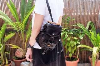 Gucci vintage backpack