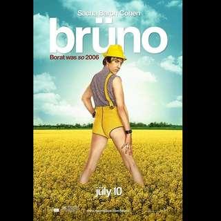 [Rent-A-Movie] BRUNO (2009)