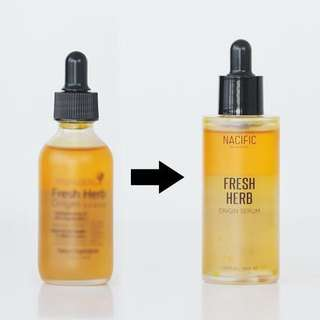 Nacific Fresh Herb Origin Serum Original
