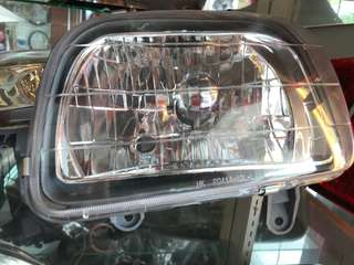 Kancil Crystal Head Lamp 1set