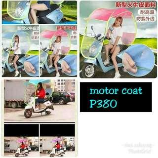 Motor coat