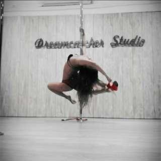 pole dance class 鋼管減肥爆汗班