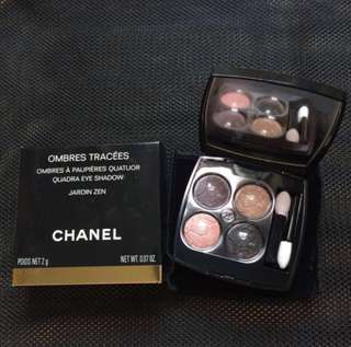 Chanel Ombres Quad Eyeshadow (Jardin Zen)