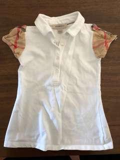 Burberry Baby Polo Dress