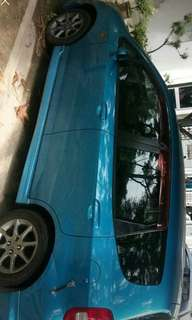HONDA JAZZ 1.4 MENUAL...STATUS SCRAP SINGAPORE
