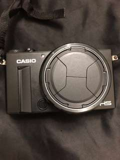 🚚 Casio Ex-100 +32GB記憶卡+相機包