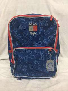 Busquets Blue Backpack