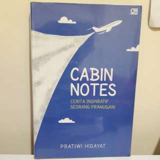 🥀CABIN NOTES - PRATIWI HIDAYAT