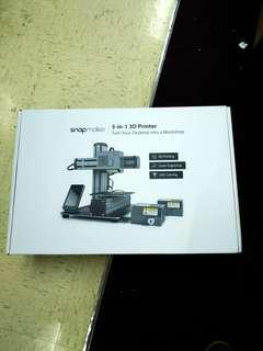 Snapmaker 3 in 1 3d printer