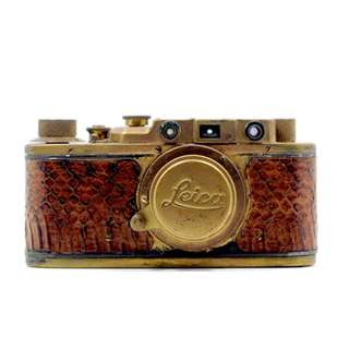 Leica Luxus II Film Camera