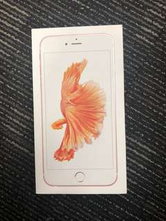 iPhone 6s Plus 64/32GB