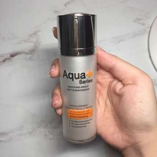 Aqua+ Scrub Exfoliator