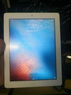 平放iPad 2 32GB wifi版