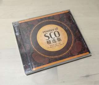 新加坡华乐团精选集| Singapore Chinese Orchestra |  CD