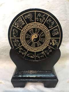Black Obsidian 12 Zodiac
