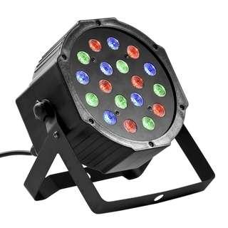 854. Led Par Can Disco lights